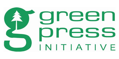 Green Press Initiative logo